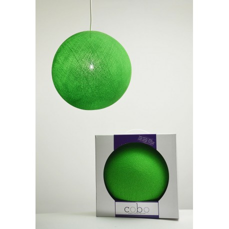 Cofanetto Lampada da Sospensione LIGHT GREEN