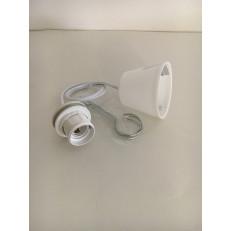 Sospensione Singola PVC colore bianco